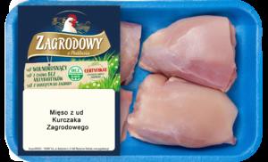 mięso z ud<br /> z kurczaka<br /> zagrodowego