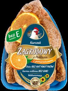 Kurczak Zagrodowy<br /> z pomarańczami