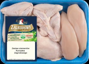 Zestaw elementów<br /> Kurczaka Zagrodowego