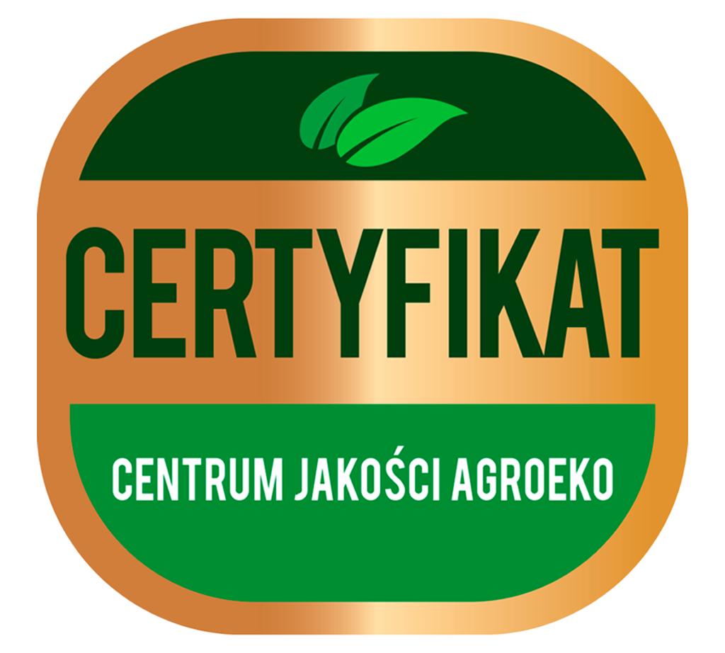 Zagrodowy z certyfikatem