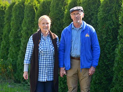 Grażyna i Waldemar