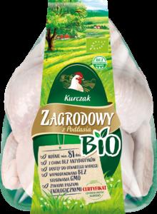 Kurczak Zagrodowy Bio