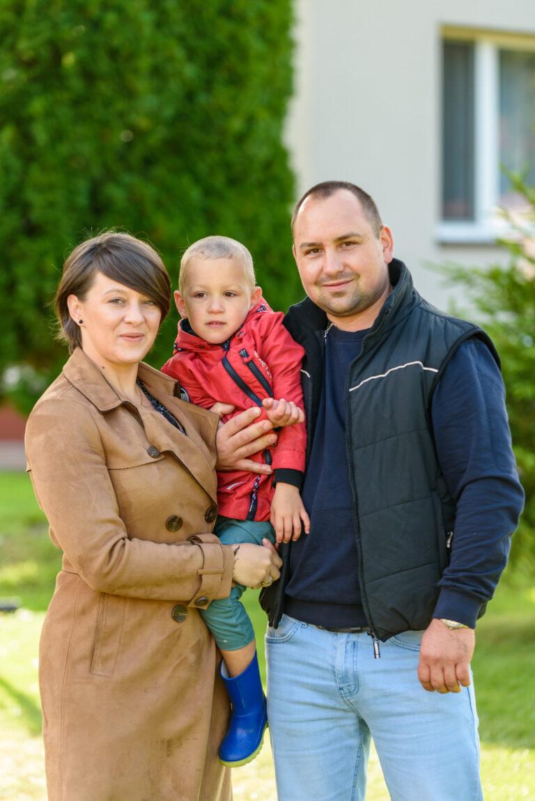 Gospodarstwo pani Katarzyny i pana Kamila