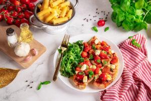 Nowy przepis:  filety Zagrodowe caprese